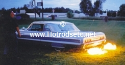 64 Impala Flame Thrower